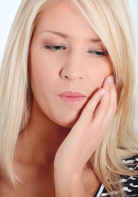 Síndrome del diente fracturado