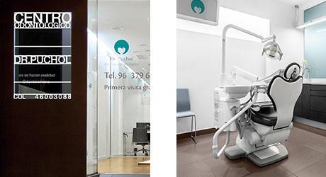 Clínica dental moderna